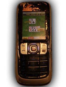 GSM Blackjack - Nokia 2630
